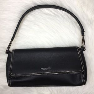Kate Spade Black Mini Handbag Purse